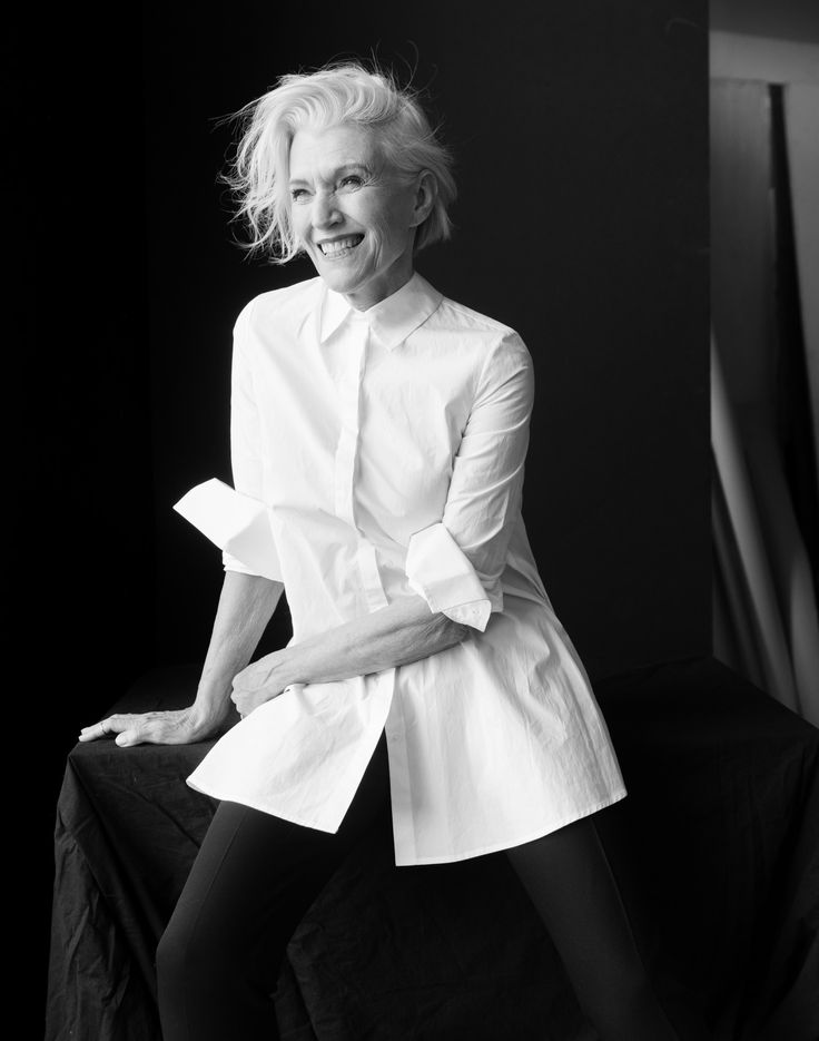 Maye Musk is simply gorgeous! You Need to See This 68-Year-Old Model's Stunning Shoot via @WhoWhatWear