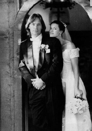 Kevin Sorbo with wife Sam Jenkins-Sorbo♥