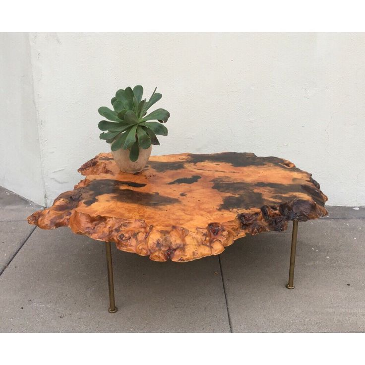 1000 Ideas About Tree Trunk Table On Pinterest Tree