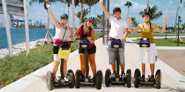 Bike Tours In Miami Beach