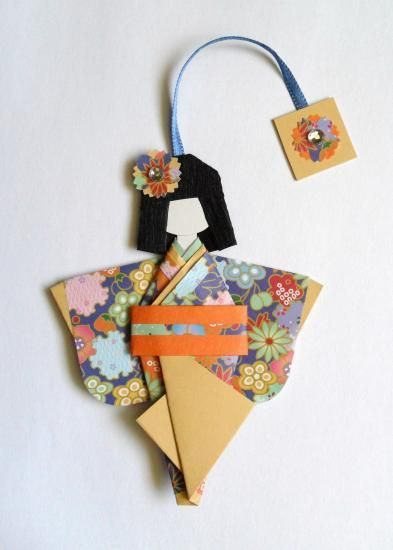 Bookmark kokeshi - My fondest (e) ffects