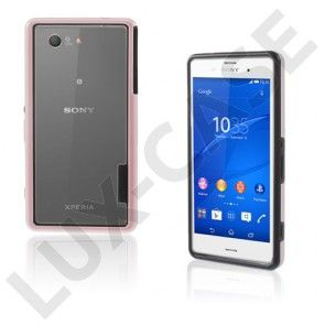 Hamsun (Vaaleanpunainen) Sony Xperia Z3 Compact Bumper