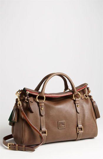 Dooney & Bourke 'Florentine' Vachetta Leather Satchel | Nordstrom