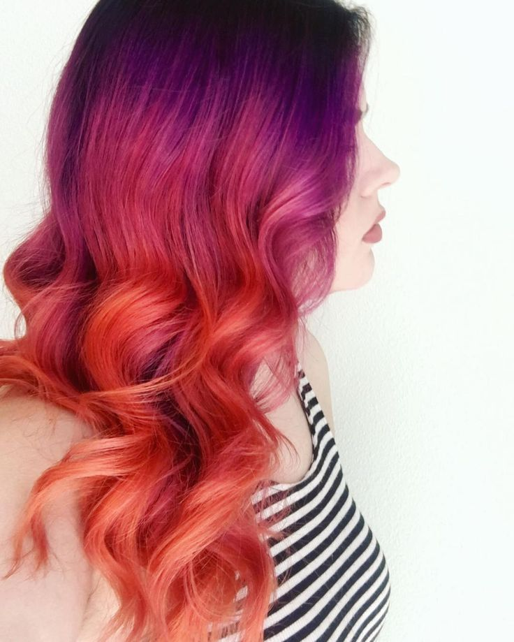 25 Best Ideas About Burnt Orange Hair Color On Pinterest  Burnt Hair Dyed