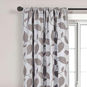 Slate Accacia Curtain | World Market