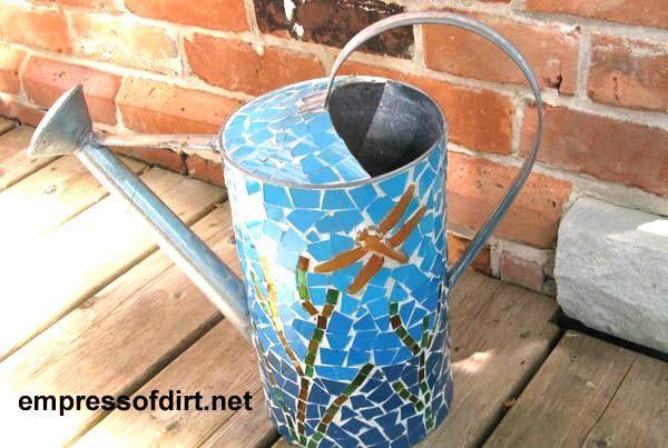Gallery of creative garden art balls with tutorials | Mosaic garden art