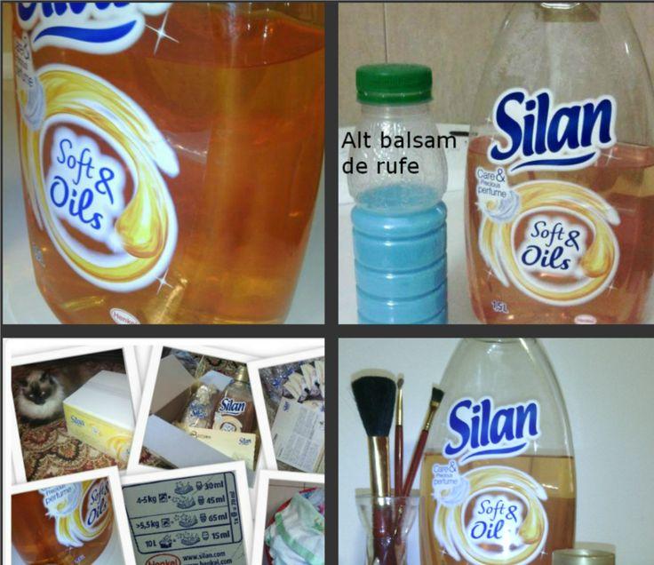 Luna aceasta m-am bucurat de o experienta foarte parfumata . La sfarsitullui martie #buzzstore si #buzzsilan m-au invitat sa testez noul balsam de rufe Silan Soft&Oils varianta Gold. Pe data …