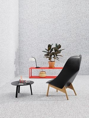 Doshi Levien Bases Uchiwa Armchair For Hay