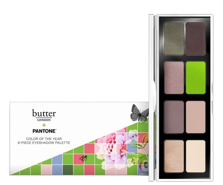 Butter London Only Brand Celebrating Pantone Color of the Year With an Eyeshadow Palette