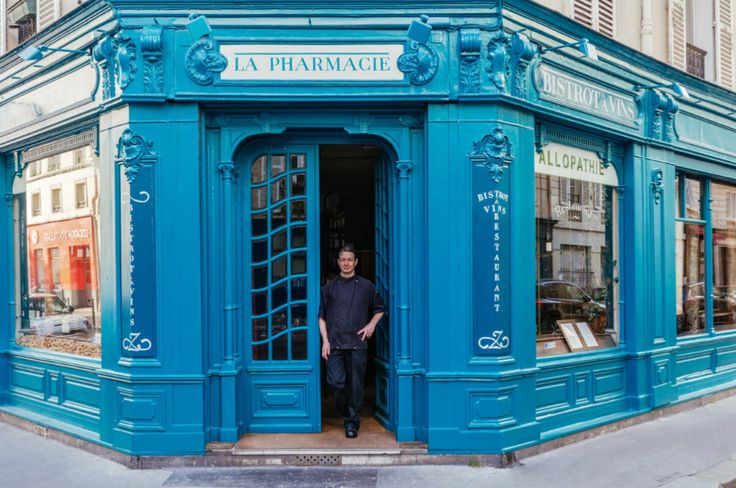 Paris through the eyes of Sebastian Erras