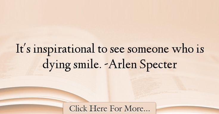 Arlen Specter Quotes About Smile - 62494