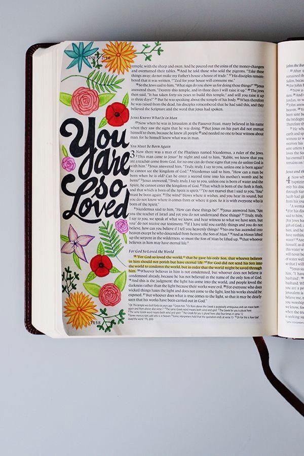 Ϯ ❤ Ϯ                                                        Spiritual Thought                                                ♥John 3:16