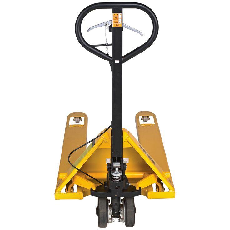 Wesco CPI 5500-lb. Capacity Pallet Jack with Hand Brake - 272667