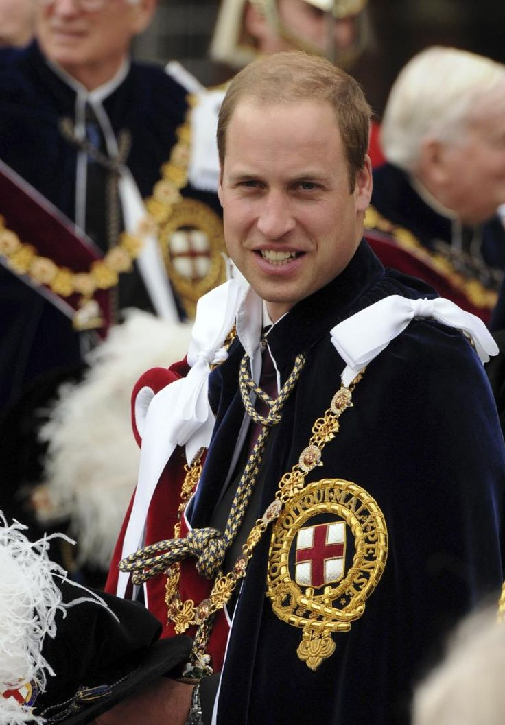 What Is Prince William's Surname And Could The Royal Baby Take His Last Name?