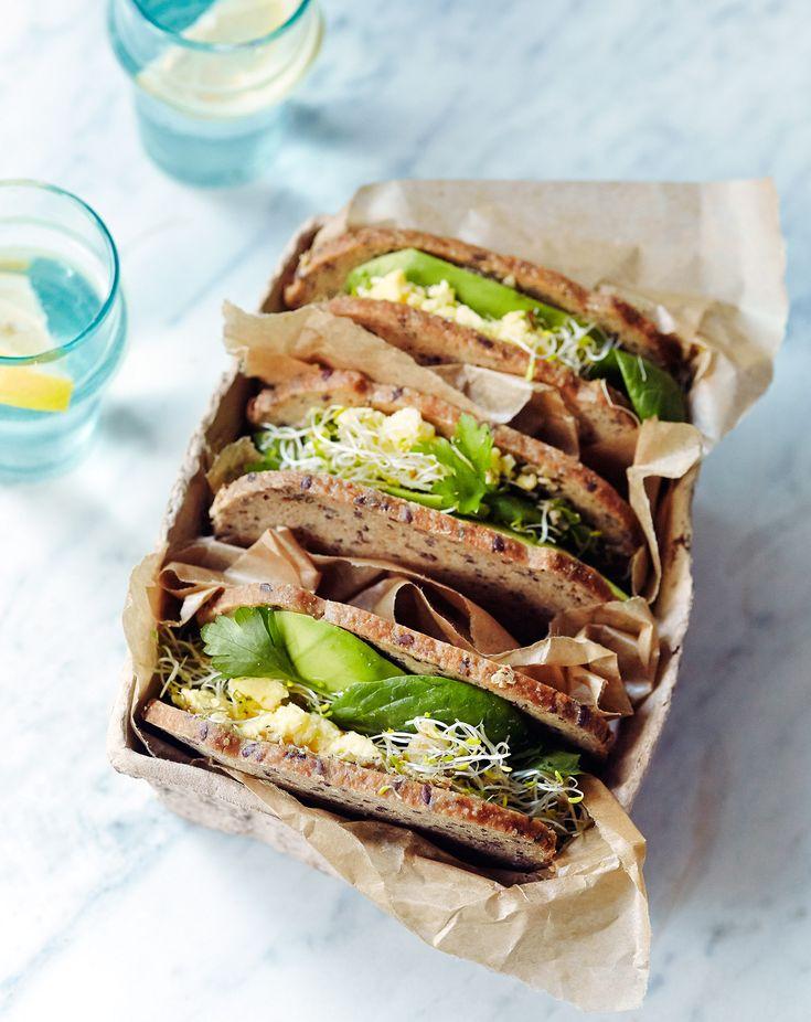 The Hangover Sandwich