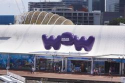 Diadem - Big Time - Darling Harbour / Placemaking installation