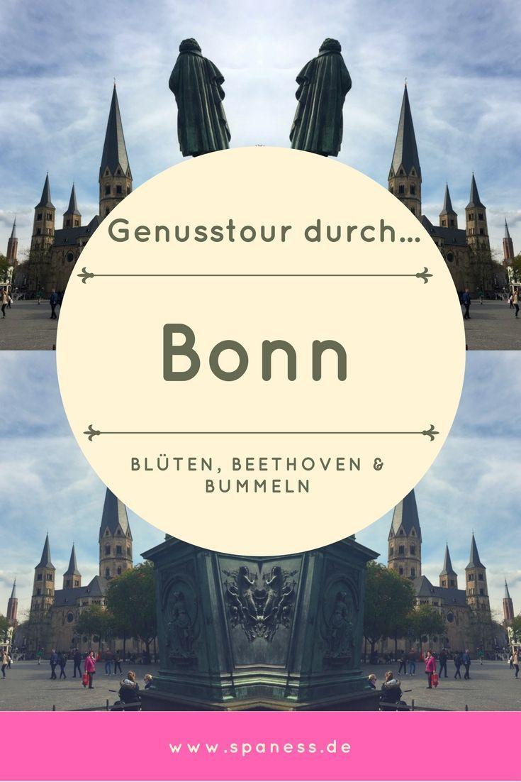 Bonn-Trip - Bonn-Urlaub - Tipps und Infos für einen Bonn Bummel.