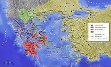Antikes Griechenland – Perserkriege