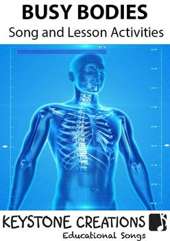 Children Learn What They SingBUSY BODIES (Middle/Upper Primary) is a curriculum-based song that helps students to understand functions of various human body systems (respiratory, circulatory, digestive, skeletal, nervous) and the need to make healthy lifestyle choices.This mp3 song package download contains materials that integrate learning across key areas of school curriculum.Package download includes:*Mp3 Vocal Track *PDF Lyrics   *PDF Learning & Values Outco...