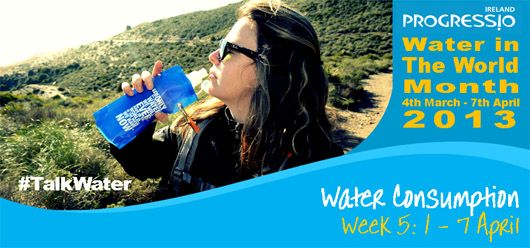 We've just entered the closing 5th  week of our Water in the World Month: Water Consumption Week (25 March – 7 April) We'll talk about virtual water and the impact of your water consumption