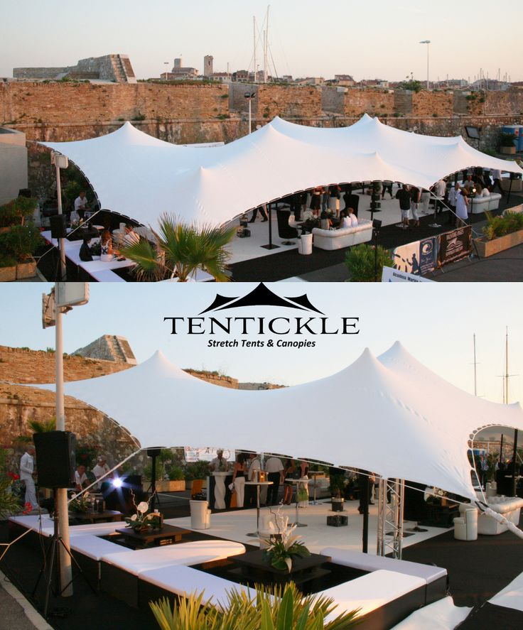 Beautiful Bedouin Stretch Tents from Tentickle