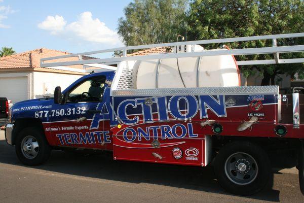Action Termite Control A+ Rated Arizona Termite Inspections - If you need a termite inspection or termite treatment in Arizona contact Action Termite & Pest Control 1101 W Melinda Ln, Ste B, Phoenix AZ 85027(623)780-3132   #Arizona #Termite #Control