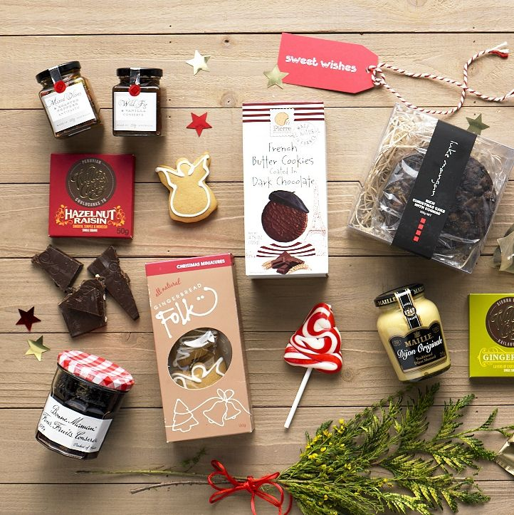 59 best images about hampers on pinterest harrods for Food gift packaging ideas