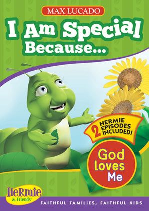 I love the Hermie videos for my girls! Teaches them biblical truth