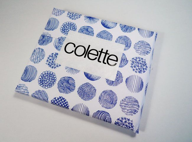 Colette Identity - Leslie David