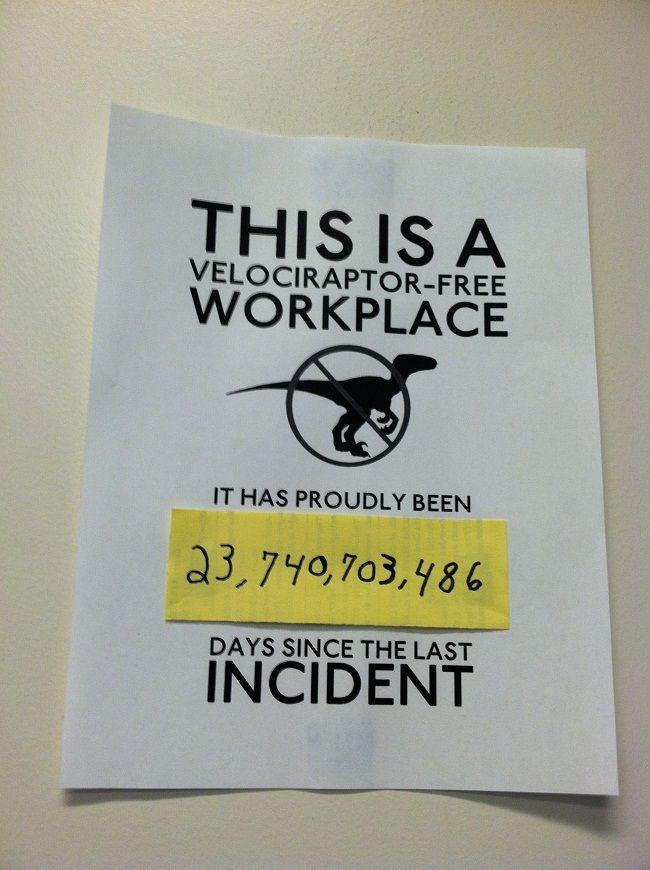 Velociraptor Workplace Free @Anthony Vargas Vargas Vargas Chavarria