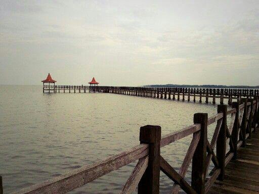Bentar Beach - Probolinggo, East Java, Indonesia