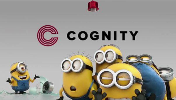 Odwiedź stronę Cognity i zobacz film z minionkami na prima aprilis.