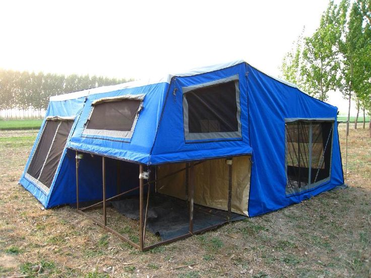 Cool tent
