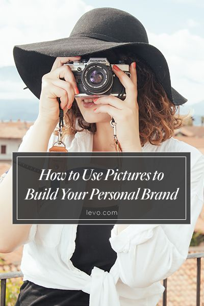 Pictures can tell your story better than words. www.levo.com #PersonalBranding