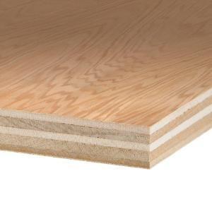 PureBond, Red Oak Plywood (FSC Certified) (Common: 3/4 in. x 4 ft. x 8 ft.; Actual: 0.703 in. x 48 in. x 96 in.), 332733 at The Home Depot - Mobile
