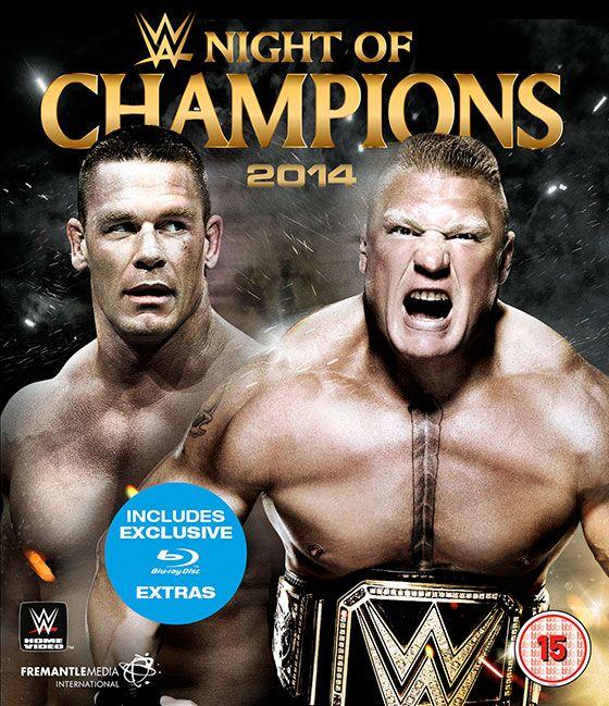 'WWE: Night of Champions 2014′ Blu-ray Review
