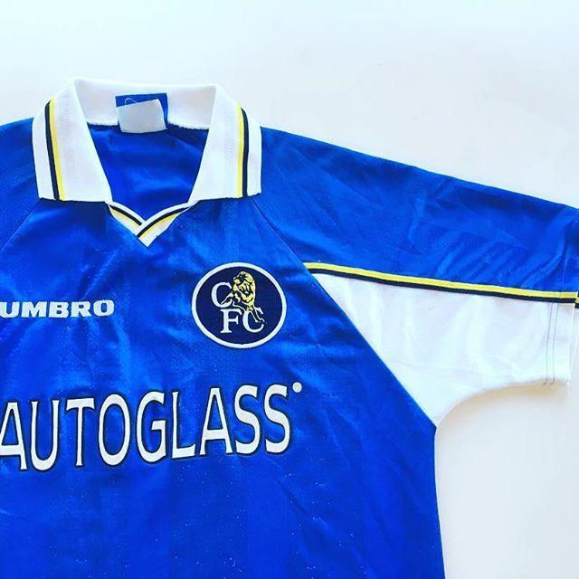 new styles 3c26c 52d42 Chelsea '97 🔵 #chelsea #chelseafc #cfc #umbro ...