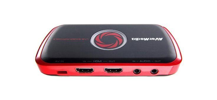 AverMedia C875 Live Gamer Portable #WRGamers #AverMedia
