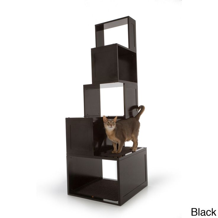 This Beautiful Modern Cat Tree Is A Lovely Addition To Your Home, But Is  Also