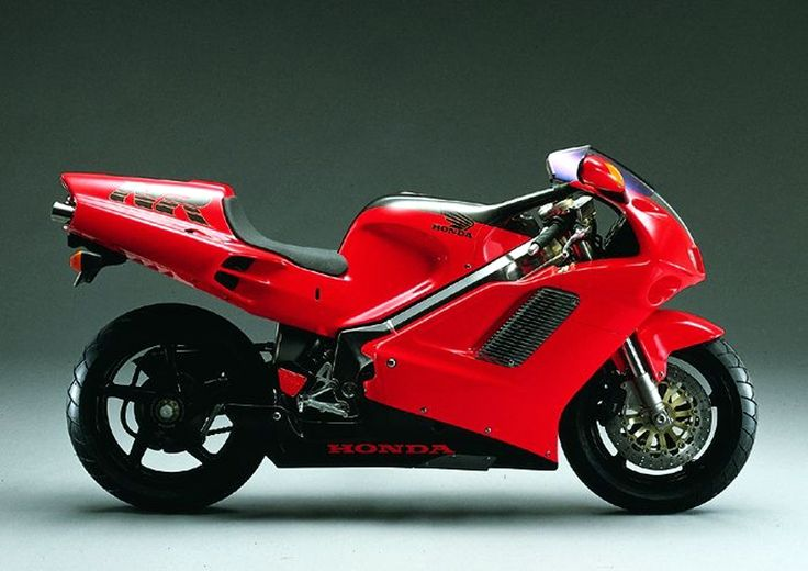 Only Honda would have charged into Oval Piston V4, sorry V8ish Motorcycles. The NR750 looks ...