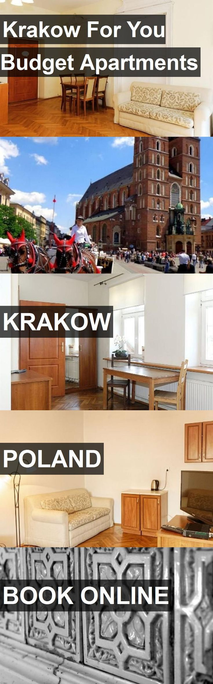 Hotel Krakow For You Budget Apartments in Krakow, Poland. For more information, photos, reviews and best prices please follow the link. #Poland #Krakow #KrakowForYouBudgetApartments #hotel #travel #vacation