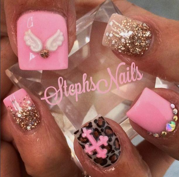 @_stephsnails_ on Instagram nails