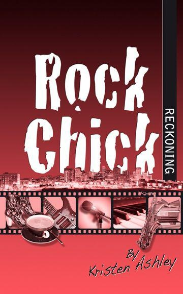 """Rock Chick Reckoning - Kristen Ashley.  Rock Chick Series - Book 6.  Read this series in order.  Kai """"Mace"""" Mason and Stella."""