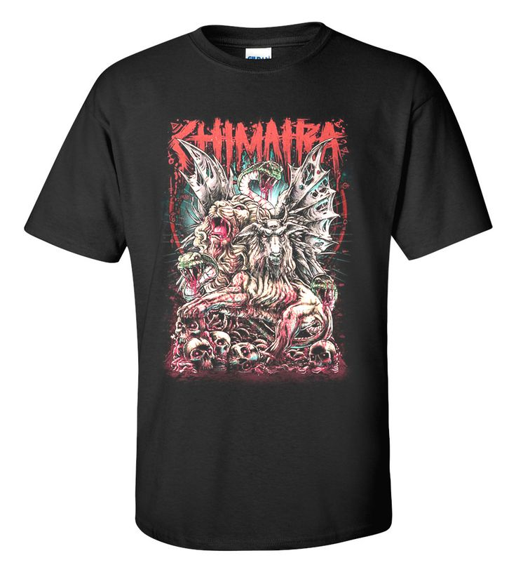 Chimaira T-shirt M/L/XL/2XL/3XL Clothing Tshirt