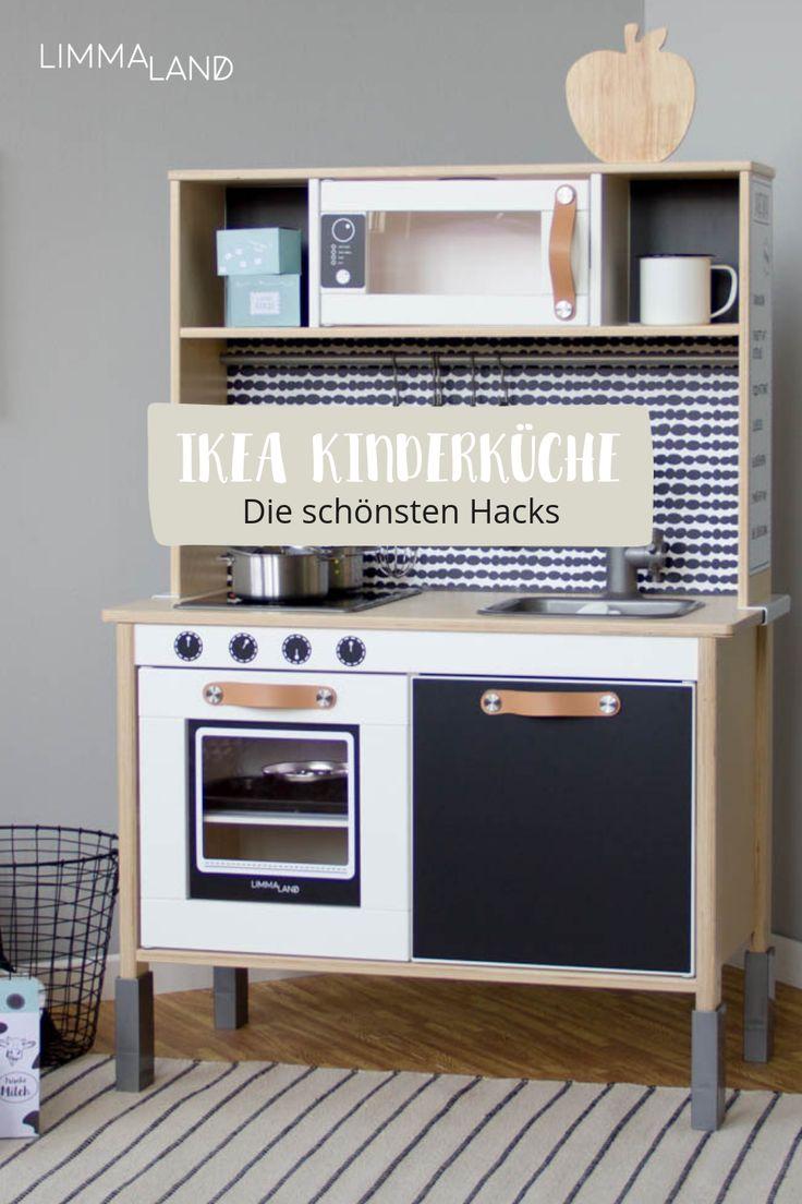 Die IKEA Kinderküche ist ein sehr beliebtes Spielzeug und Geschenk zu  besonderen Anlässen, wie Gebutstag und Weihnachten! Ähnlich, wie wir  Erwachsenen können aber auch unsere Kinder beim Küchenkauf wählerisch  sein. Ihr könnt die Küche ganz einfach und schön mit unseren Desigfolien  bekleben. Ihr könnt es farbenfroh oder schwarz/weiß gestalten. Mit  unserem Zubehör-Sicker-Set bekommt ihr gleich noch passende Herdknöpfe,  Mikrowelle und Co. dazu. www.limmaland.com #limmaland  #kinderküche