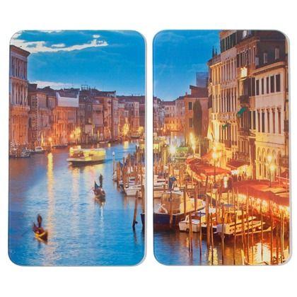 Herdabdeckplatten ab 29,99 € ♥ Hier kaufen:  http://stylefru.it/s62893  #Platten #Reisen #Venedig