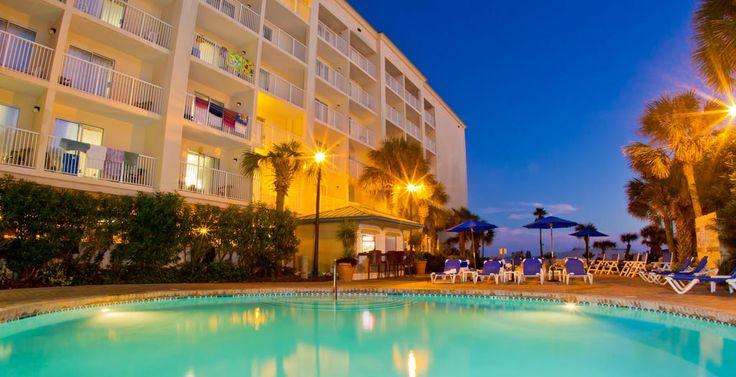 Hilton Garden Inn Beachfront Hotel In Alabama