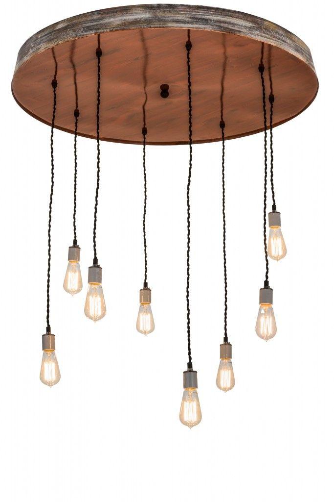Industrial Light Fixtures Rustic Pendant Lighting
