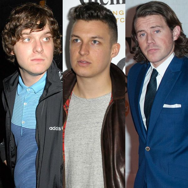 9 things you need to know about the Arctic Monkeys who aren't Alex Turner. Matt Helders, Nick O' Malley and Jamie Cook