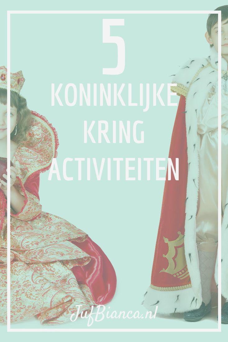 5 Leuke kringactiviteiten die je kunt doen voor Koningsdag. Er zijn…